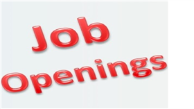 Job Openings in Public Works